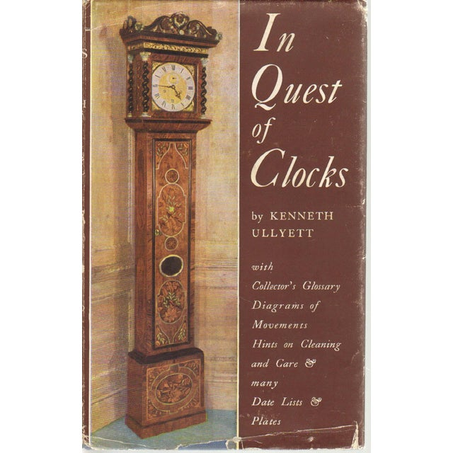 In Quest of Clocks Book: Hints on Cleaning & Care - Image 1 of 3