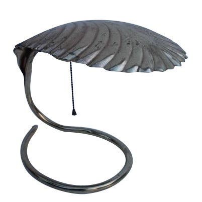Curved Leaf Reading Lamp - Image 1 of 8