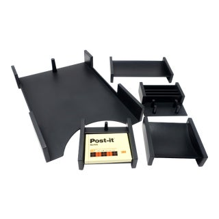 Modus Desk Set by Kuno Prey for Rexite For Sale