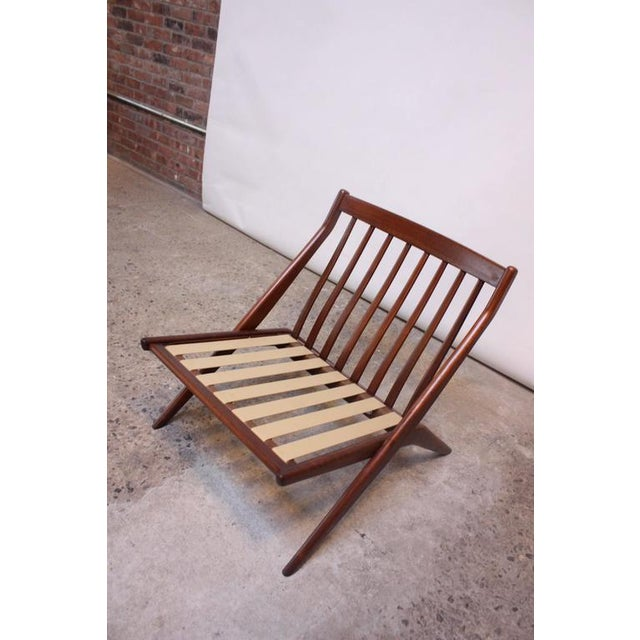 Swedish 'Scissor' Chair by Folke Ohlsson for DUX - Image 7 of 10