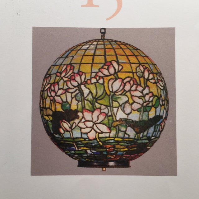 1993 The Lamps of Tiffany Book For Sale - Image 11 of 11