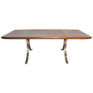 1960s Osvaldo Borsani Writing Table Desk for Techno For Sale
