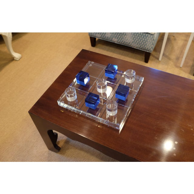 Modern Crystal Game Board For Sale In New York - Image 6 of 11
