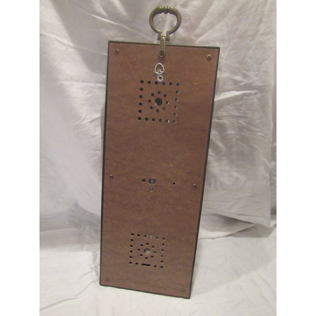 Metal Mid-Century Springfield Thermometer, Barometer, and Humidity Meter For Sale - Image 7 of 8