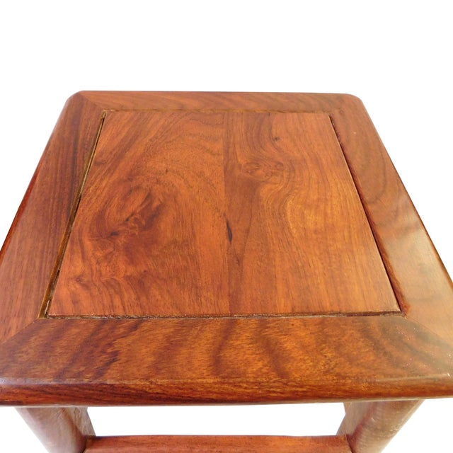 Chinese Mini Stool or Table Stand - Image 5 of 6