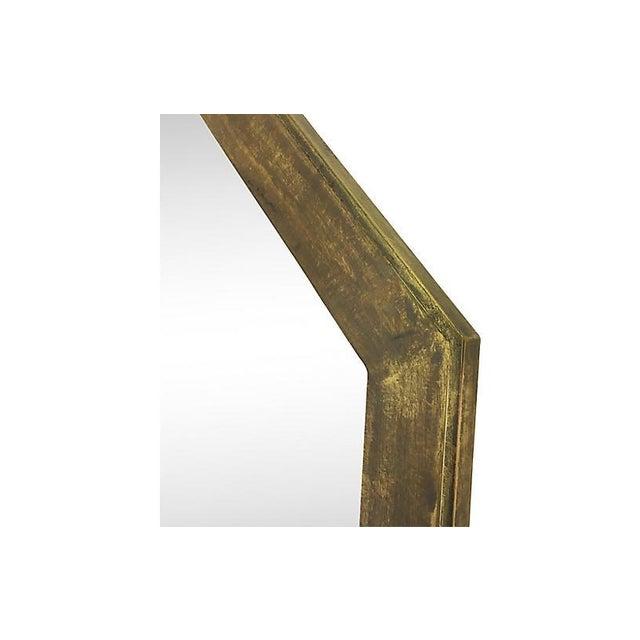 John Widdicomb John Widdicomb Bronze Mirror For Sale - Image 4 of 6