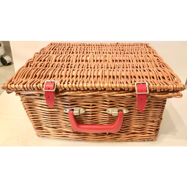 Brexton Picnic Basket for Two For Sale - Image 10 of 10
