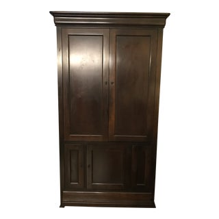 Hooker Furniture Media Cabinet For Sale