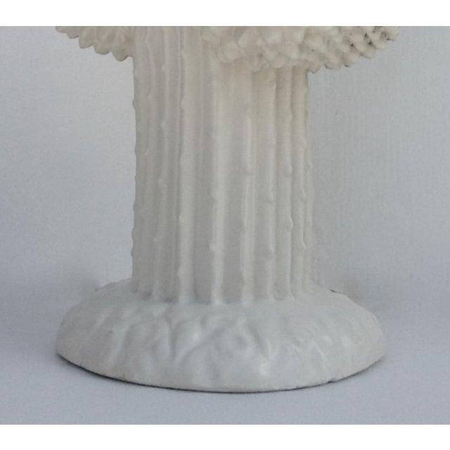 John Dickinson Plaster Palm Cactus Lamp For Sale - Image 10 of 11