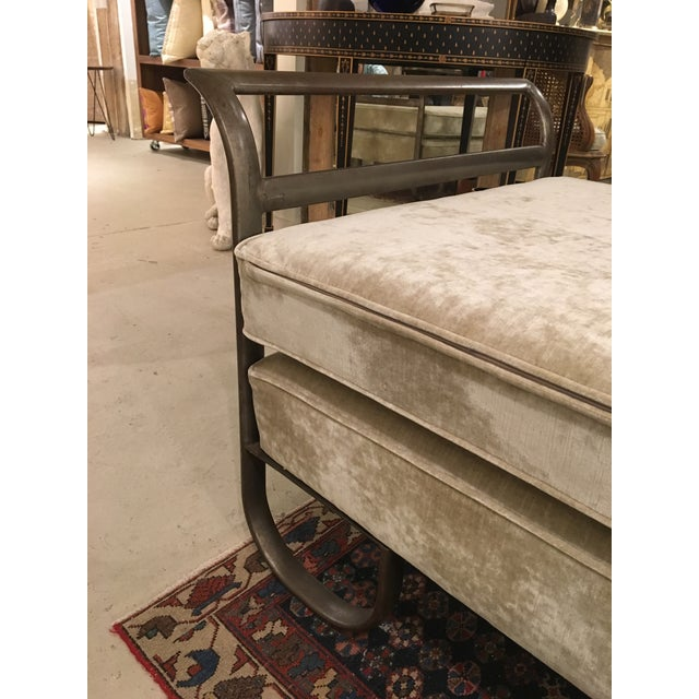Vintage French Art Deco Day Bed