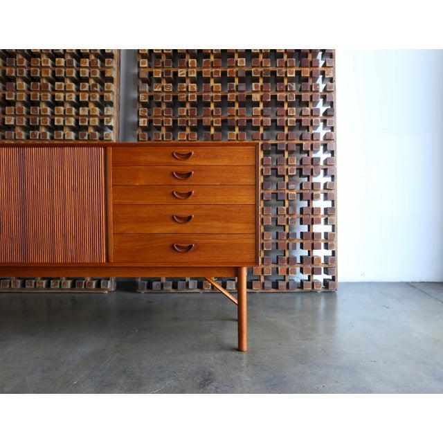 1960s 1960s Peter Hvidt & Orla Mølgaard Nielsen Credenza For Sale - Image 5 of 13