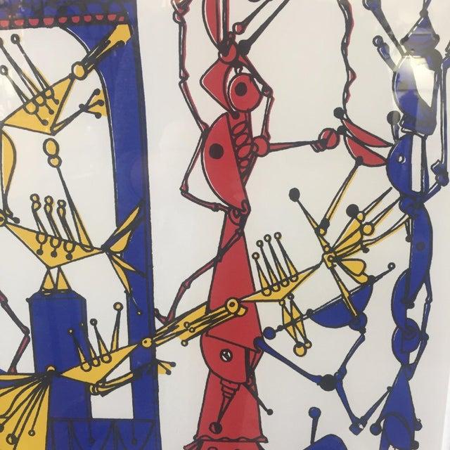 Framed Serigraph by Jose M. Mijares - Image 4 of 5