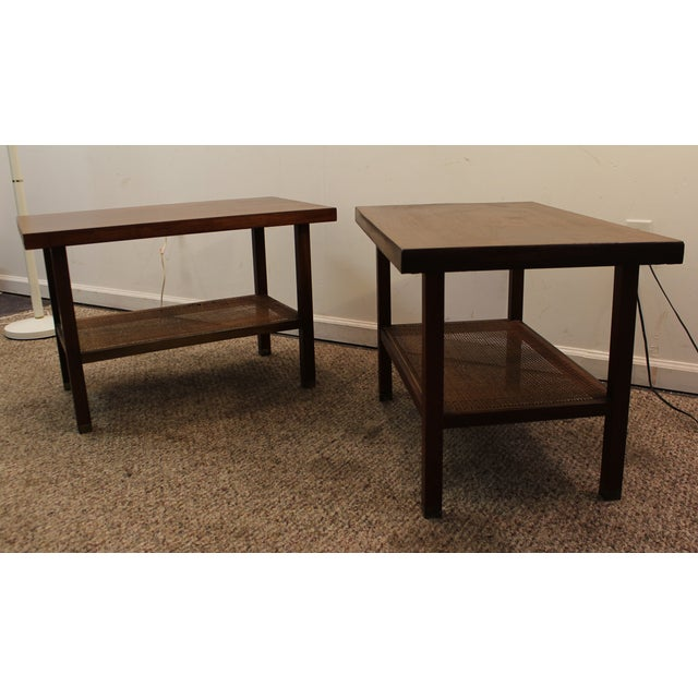 E. Paul Browning Mid-Century Side Tables - A Pair - Image 3 of 11