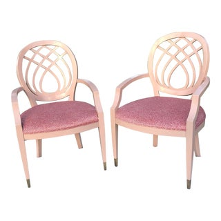 Vintage Henredon Side Chairs - a Pair For Sale