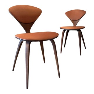 Bentwood Side Chairs by Norman Cherner for Plycraft- a Pair For Sale