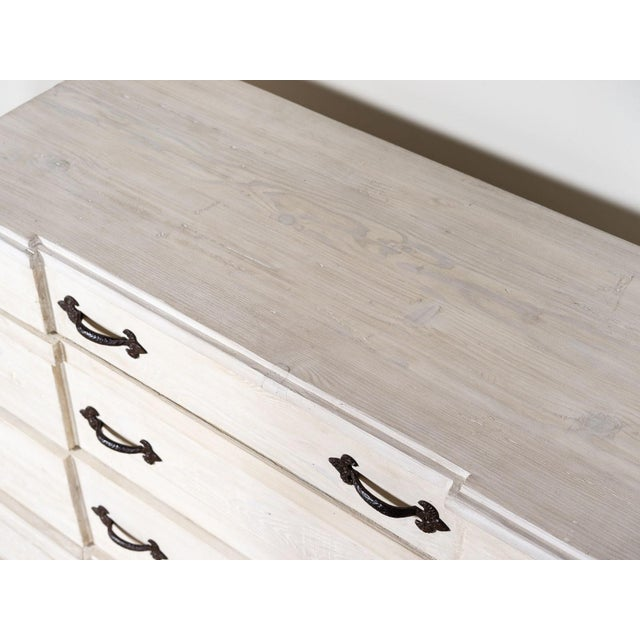 2020s McCadden Three Drawer Chest For Sale - Image 5 of 6