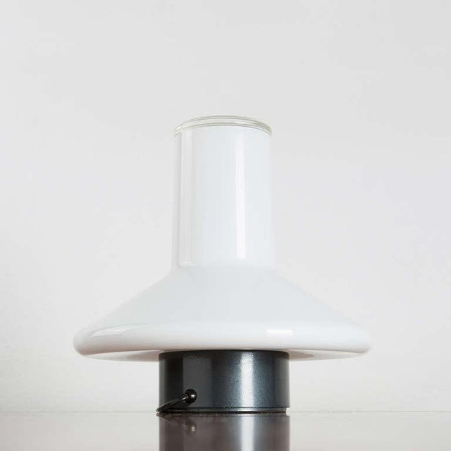 """Coro"" Table Lamp by Roberto Pamio for Leucos For Sale - Image 5 of 10"