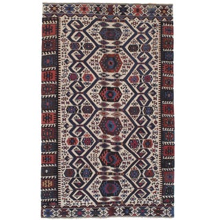 Antique Aydin Kilim For Sale