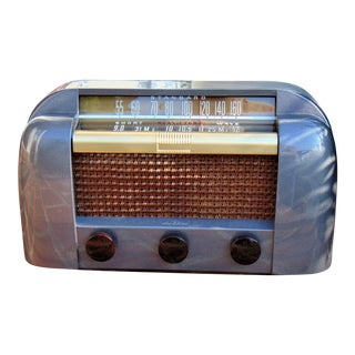 Mid Century RCA AM Shortwave Radio Model, 1947