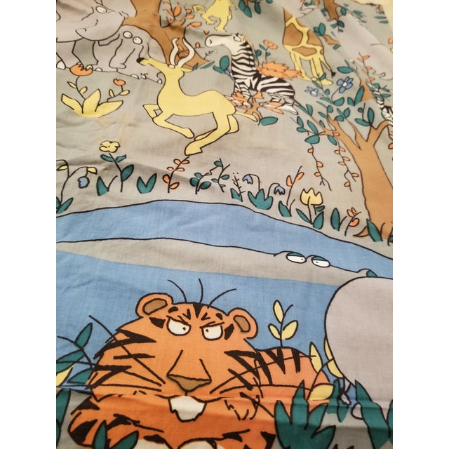 1986 Sandra Boynton Unused Fabric For Sale - Image 4 of 8