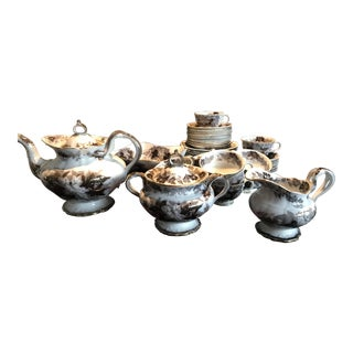 Bryonia by Utzchneider Tea Set - 45 Pc. Set