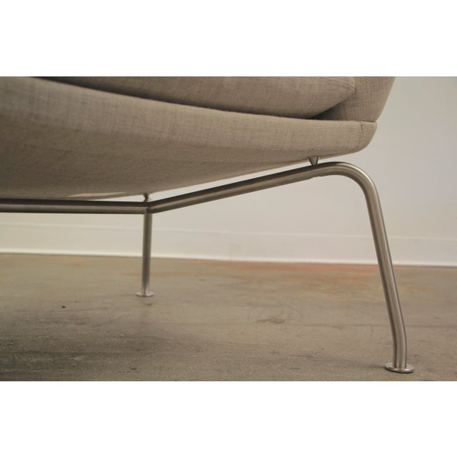 Hans Wegner Oculus Lounge Chair For Sale - Image 9 of 12