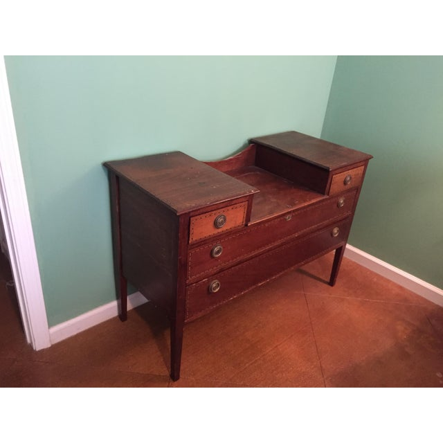 Federal Federal Style Dresser For Sale - Image 3 of 4