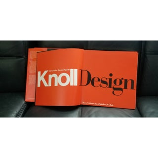 """""""Knoll Design"""" Coffee Table Book Preview"""
