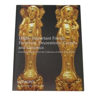 HighlyFrench Furniture, Decorations, Carpets and Ceramics For Sale