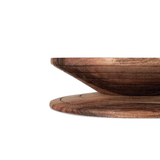 Inspired by another popular toy the Yo-Yo;. This tray is the first piece of the accessory collection. It was conceived to...