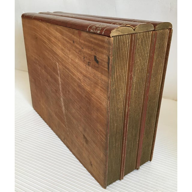 Storage Box 1950's Faux Shakespeare Book For Sale In New York - Image 6 of 10
