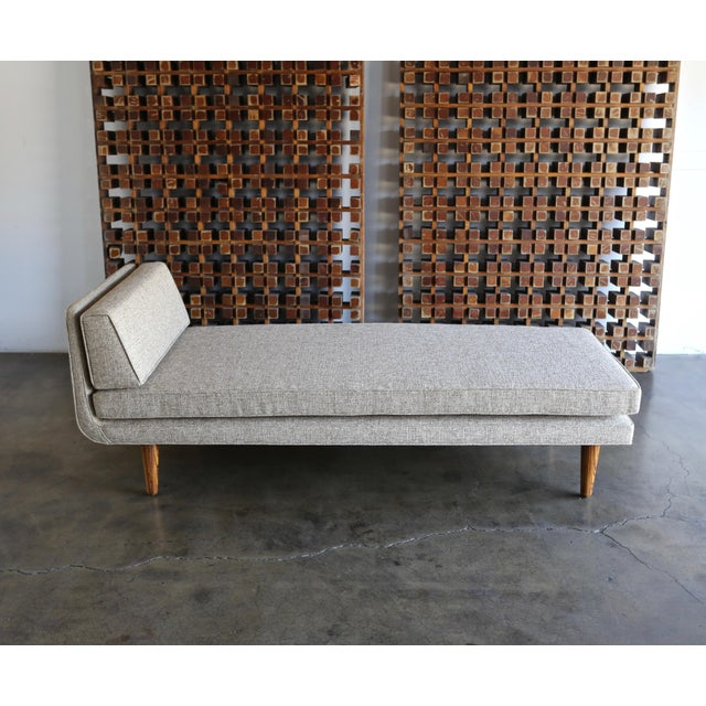 1960 Edward Wormley for Dunbar Daybed For Sale - Image 9 of 13