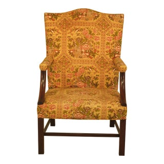 Kittinger WA-1025 Colonial Williamsburg Upholstered Armchair