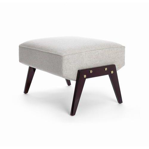 The Charles Ottoman by Studio Van den Akker was designed to compliment the Charles Club chair or function on its own. It...
