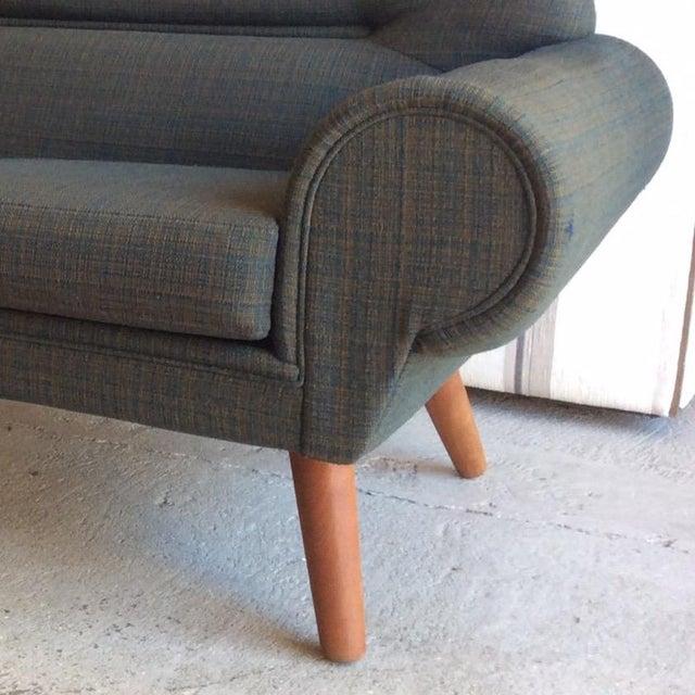Rare Kurt Ostervig Ryesberg Mobler Danish Sofa For Sale - Image 5 of 10