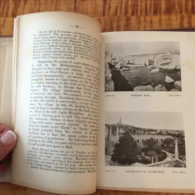"""""""A Guide to Malta and Gozo"""" by G.H. Evans - Image 7 of 11"""