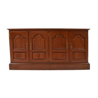 Ethan Allen Cherry Sideboard For Sale