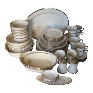 Lenox Solitaire Dinnerware - Setting for 6