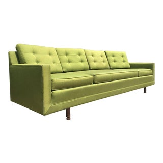 1950s Vintage Mid-Century Modern Sofa For Sale
