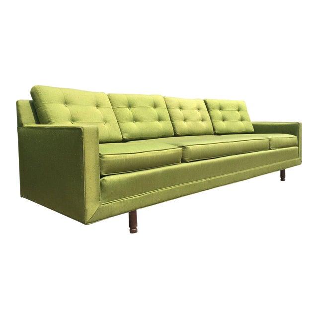1950s Vintage Mid Century Modern Sofa Chairish