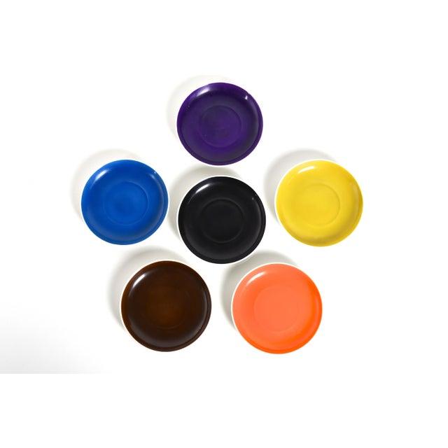Lagardo Tackett La Gardo Tackett Espresso / Demitasse Cups by Schmid - Set of 6 For Sale - Image 4 of 8