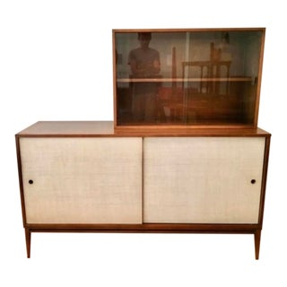 Paul McCobb Mid-Century Planner Group Credenza Buffet Cabinet For Sale