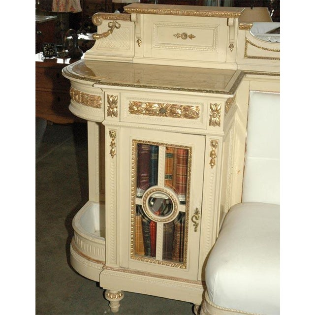 Banquette and Credenza For Sale - Image 9 of 10