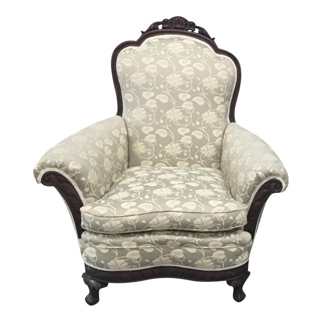 Antique 1920 S Parlor Chair Chairish