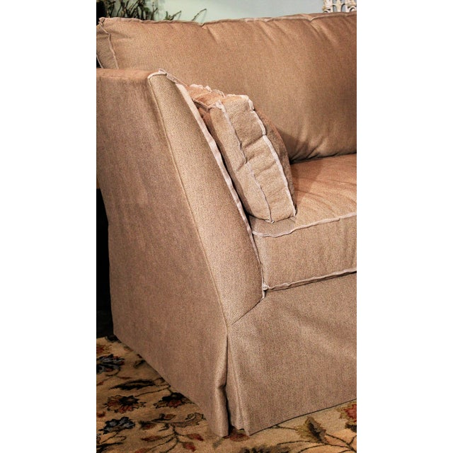 Lee Industries Sofa and Bolsters - Image 6 of 6