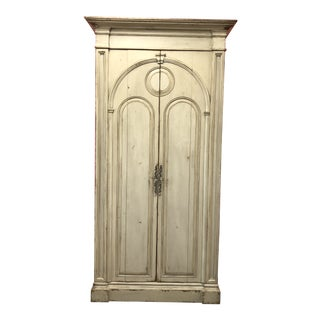Vintage Habersham Furniture Armoire For Sale