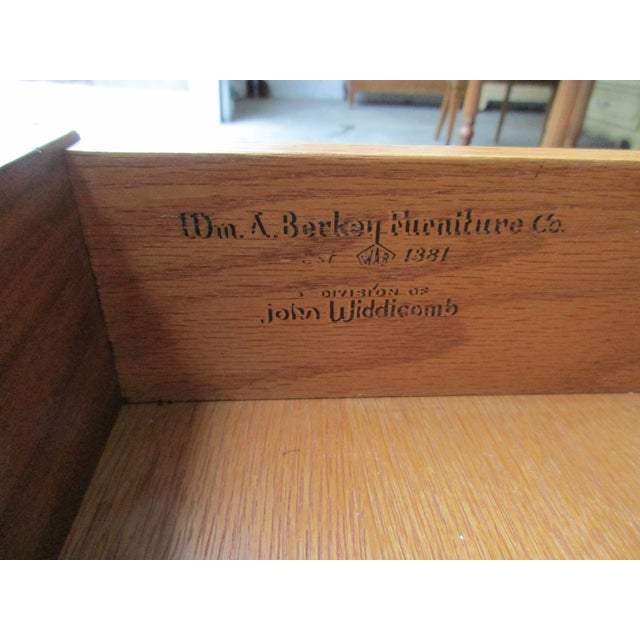 William a Berkey for John Widdicomb Side Table For Sale - Image 10 of 12