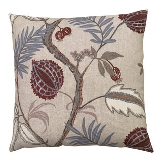 Stroheim Yantra Berry Pillow For Sale