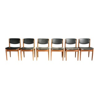 Finn Juhl Model 197 Dining Chairs - Set of 6 For Sale