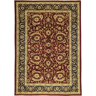 Traditional Hand Woven Rug 12'10 X 18'3